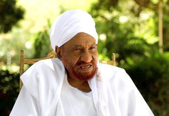 Sadiq al Mahdi