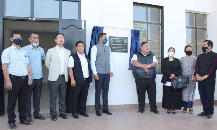 Science block of DGC inaugurated