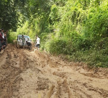 Tenning road