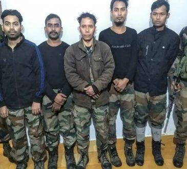ULFA militant surrender