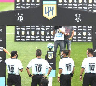 tribute to Diego Maradona