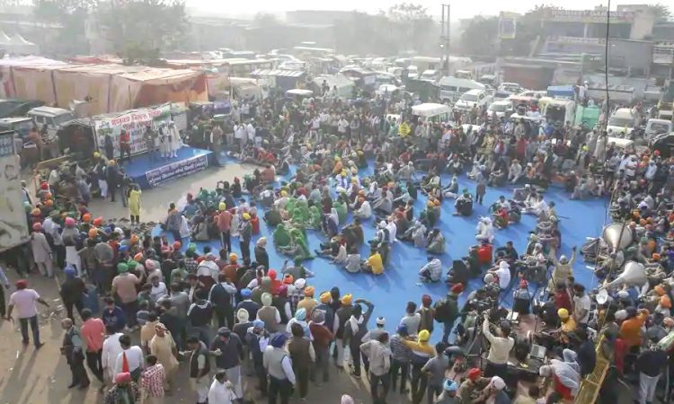 Farmers protest 2