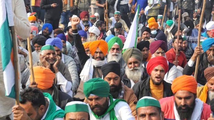Farmers protest 3