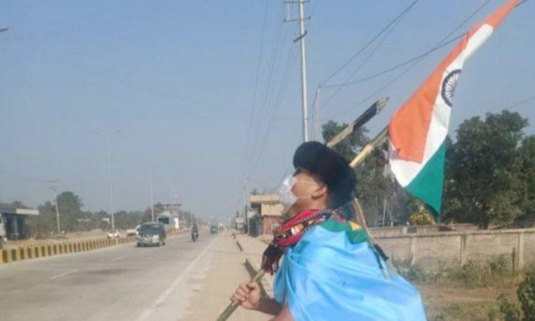 Flag Man 2