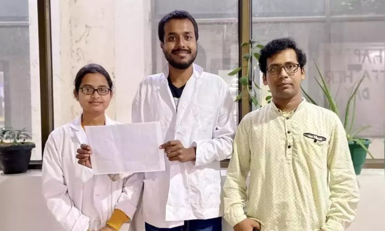 IIT G researchers