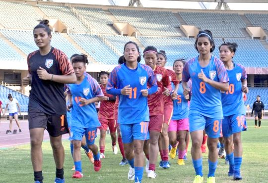 Indian womens team