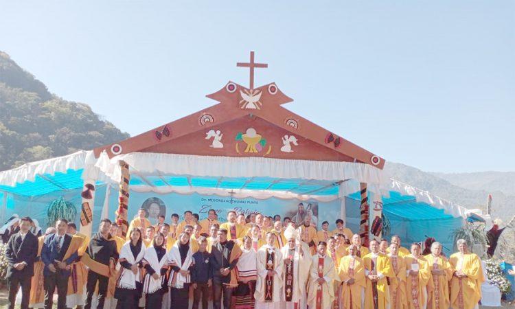 Khonoma Priest