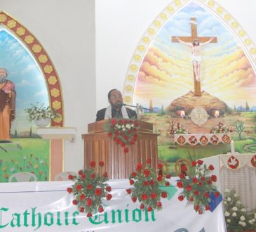 Lotha Catholic Union celebrates Silver Jubilee