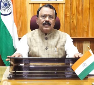 Mizoram Governor P S Sreedharan Pillai