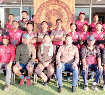 Nagaland Cricket