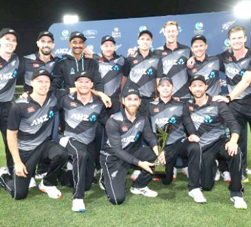 New Zealand T20I