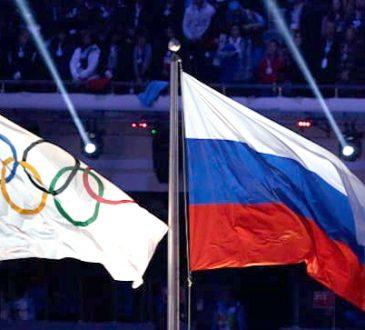 Olympics Ban