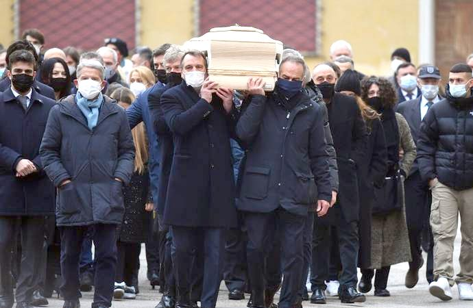 Paolo Rossis coffin