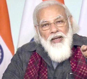 Prime Minister Narendra Modi 1