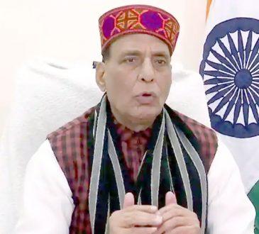 Rajnath IIM Ranchi
