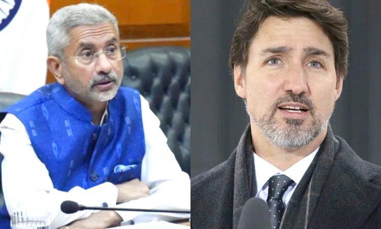 Trudeau Jaishankar