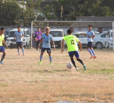 dimapur league