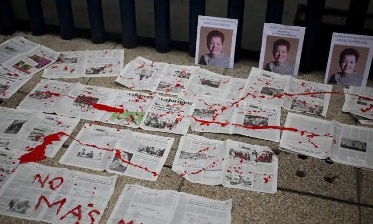 killing of journos