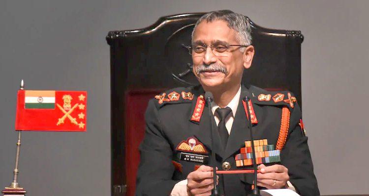 Army Chief Manoj Mukund Naravane