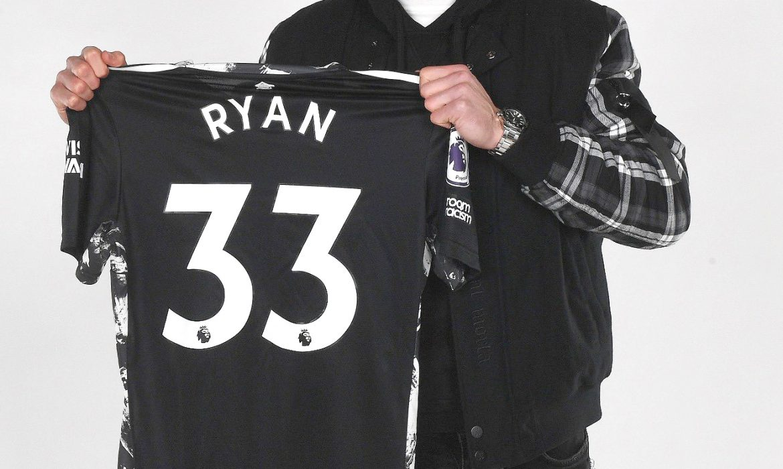 Aussie goalkeeper Ryan