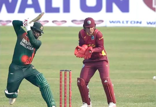 Bangladesh beat West Indies