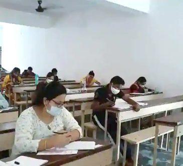 CLAT examination 2021. ANI file