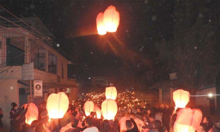 Candle light DNSU