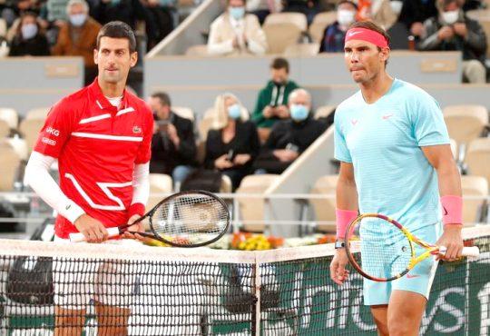 Djokovic Nadal