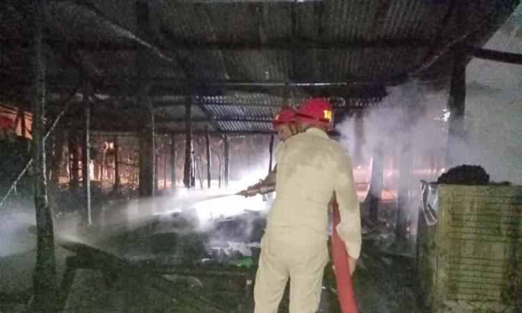 Fire Dimapur