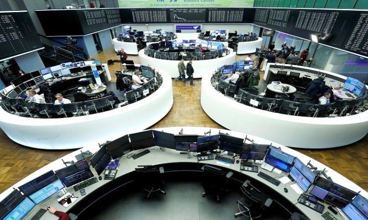 Global stocks climb