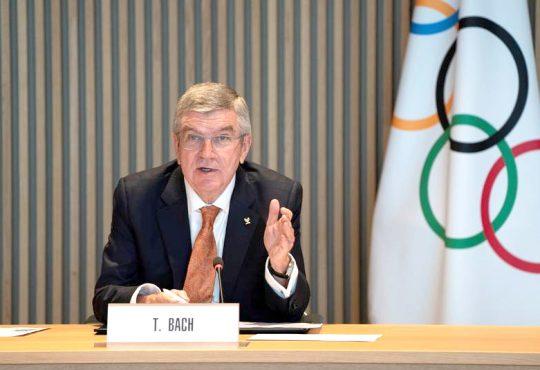 IOC president
