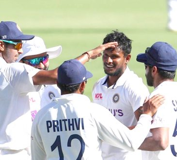 India vs Australia 3