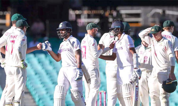 India vs Australia 3rd Test 3