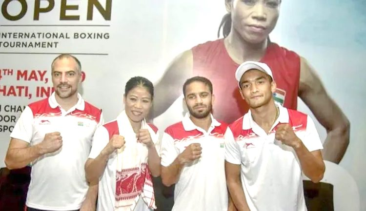 Indian boxers