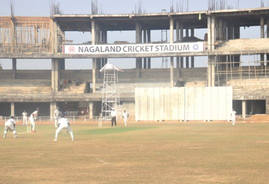 Inter district cricket tourney