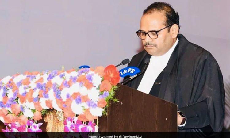 Justice Maheshwari