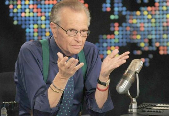 Larry King 1