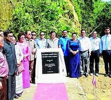 Mizoram Bridge