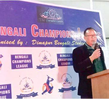 Paradise Garden Bengali Champions League