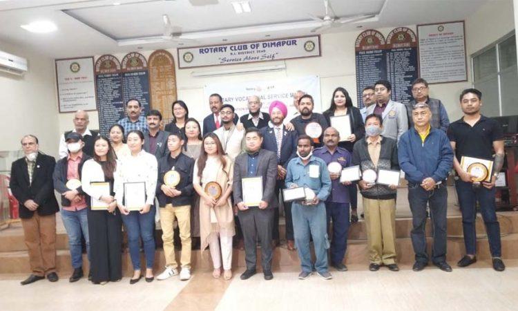 RCD awards