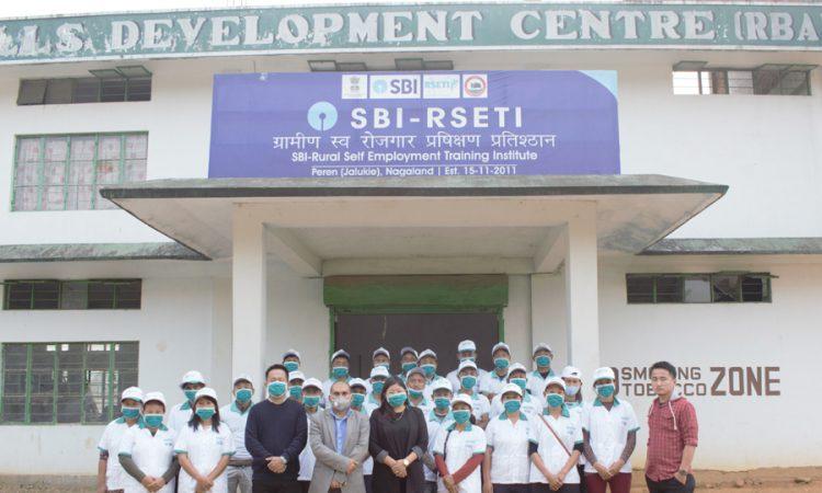 RSETI Piggery training Group