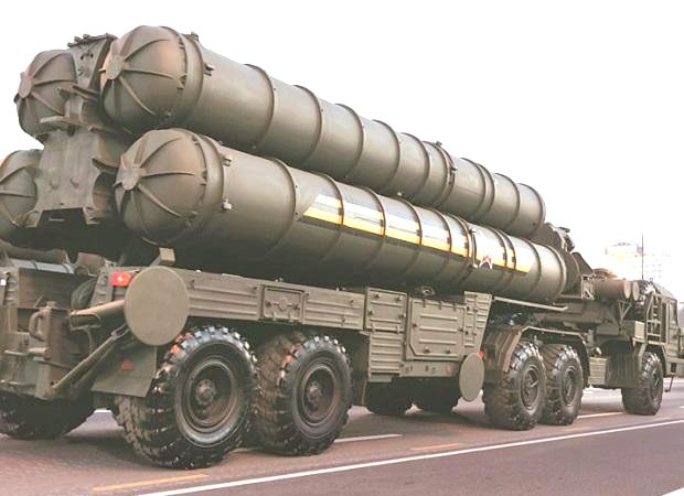 Russia made S 400 air