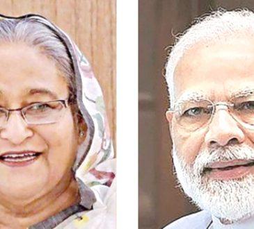 Sheikh Hasina Narendra Modi