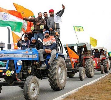 Tractors farmers