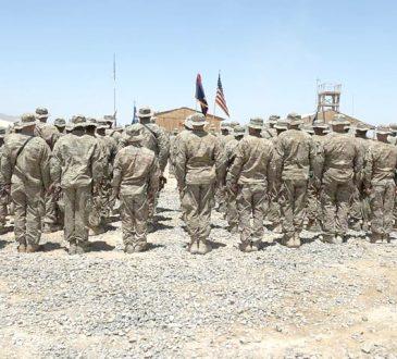 US troop