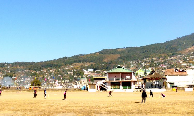 Winter Cricket Challenge