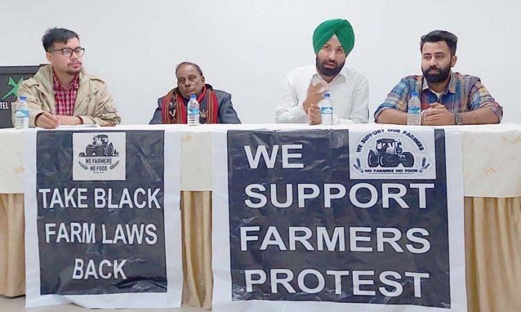 farmer leaders in Dimapur