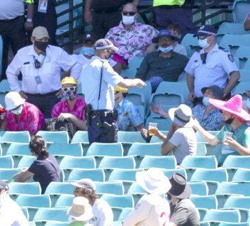 identify spectators