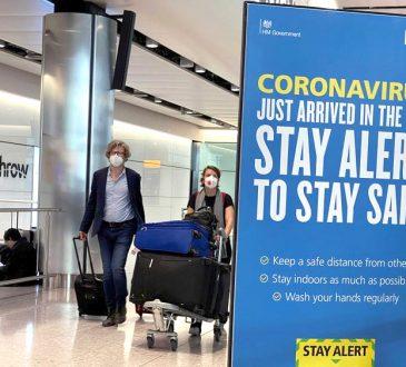 travel corridors