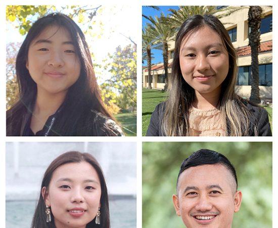 2021 NAF Scholarship Recipients 1